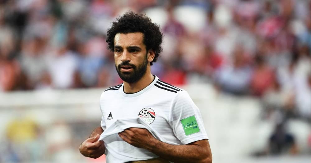 Салах забил за сборную Египта прямым ударом с углового