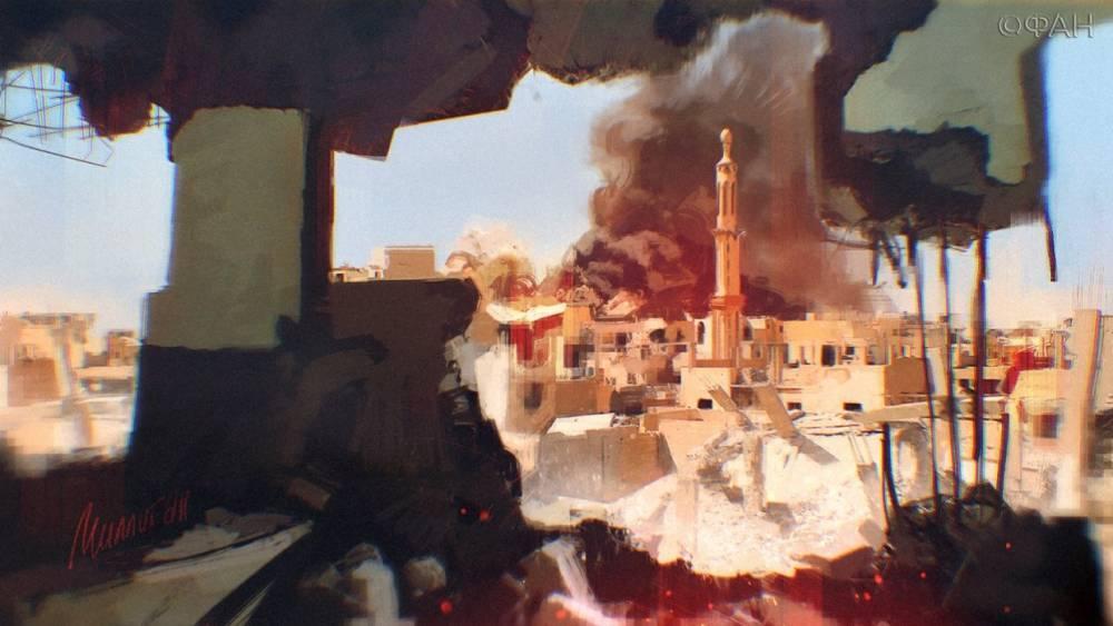 Сирия — могила для США: теракт ИГ в «освобожденной» Ракке унес жизни двух американских военных
