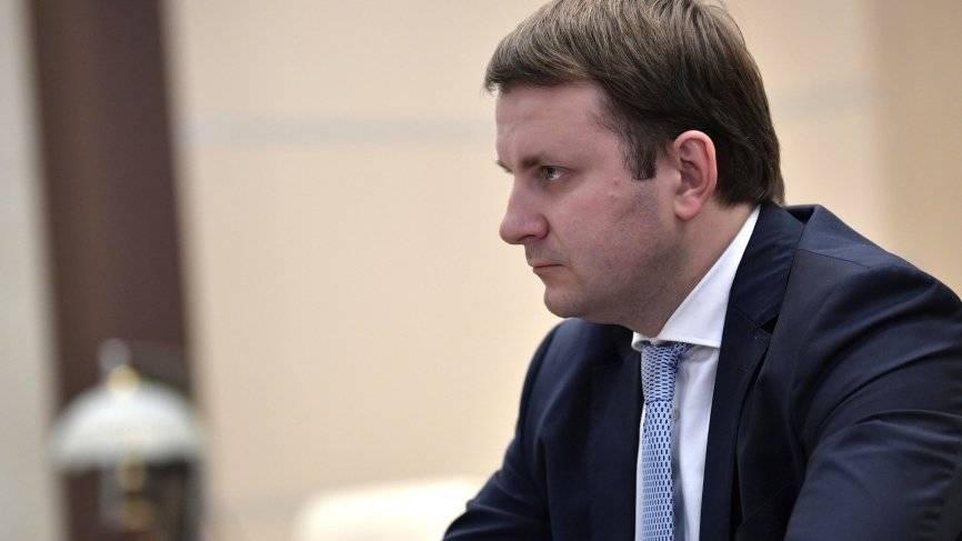 Орешкин обсудил с Мирзиеевым предстоящий визит Путина в Ташкент