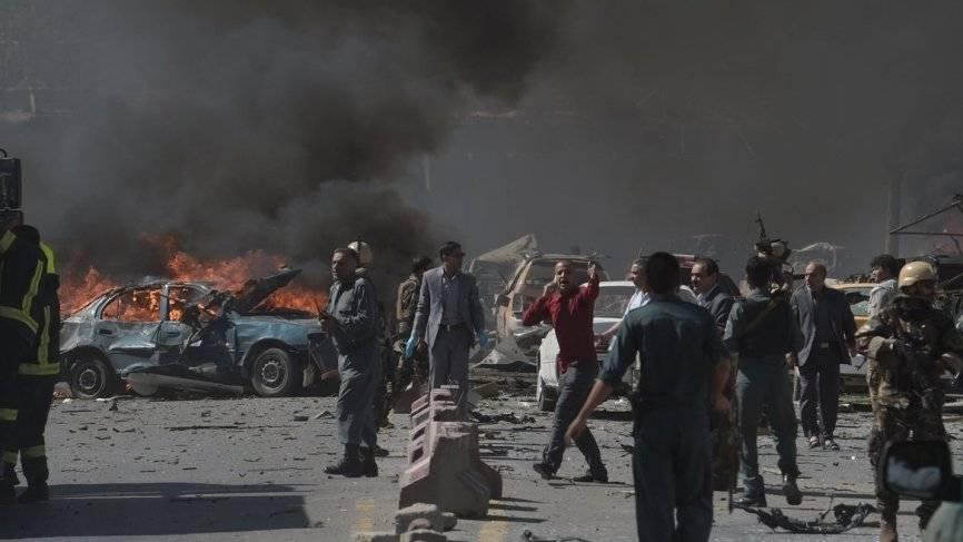 Число жертв взрыва в Афганистане выросло до 22