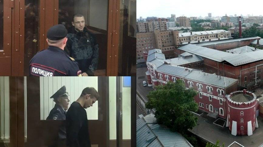 Адвокат назвала незаконным арест Кокорина и Мамаева