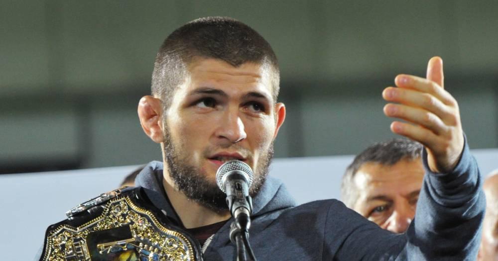 Нурмагомедов отказался от боёв в UFC, пока с его команды не снимут обвинения