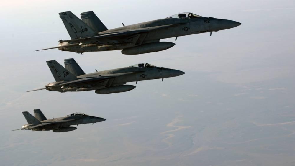 Сирия: коалиция США нанесла 14 ударов по ИГИЛ в провинции Дейр-эз-Зор