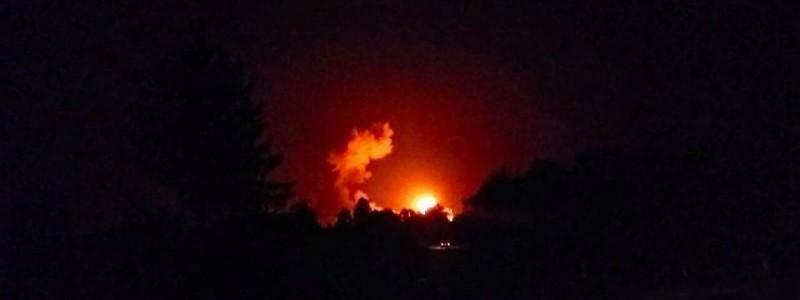 Черниговская область вновь содрогнулась от взрывов. Около 50 за сутки