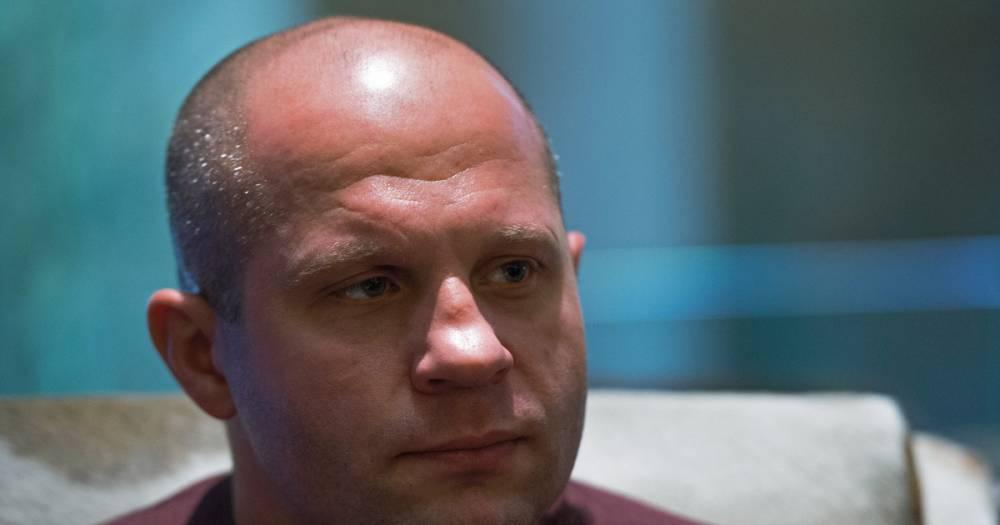 Фёдор Емельяненко подумает о завершении карьеры после следующего боя