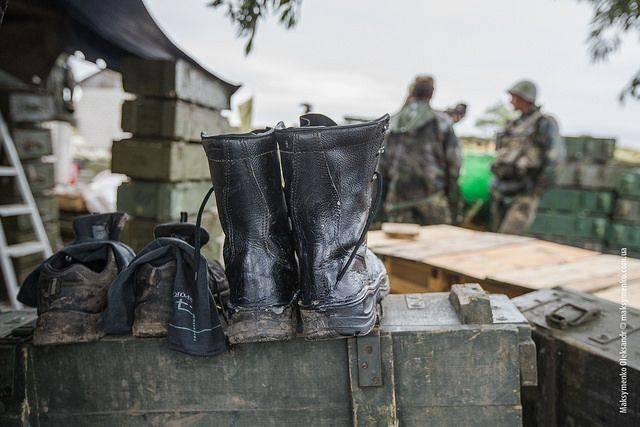 Украинских ветеранов войны в Донбассе поздравили видеоклипом с ополченцами