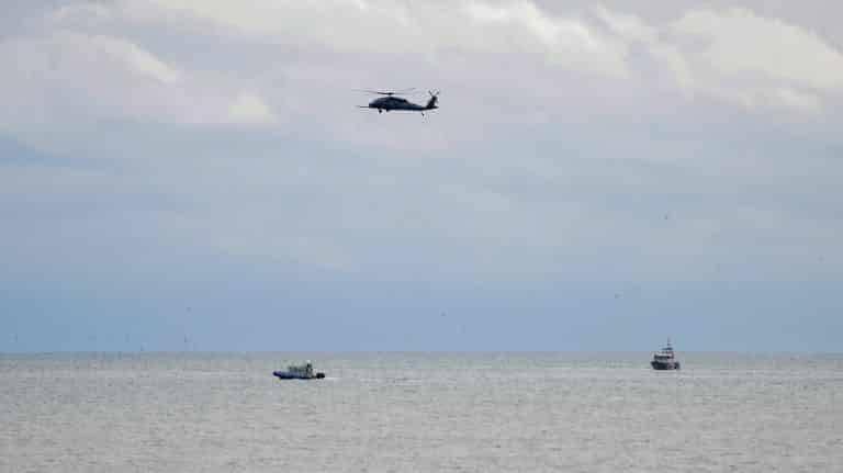 Возле Лонг-Айленда разбился самолет: 1 человек погиб, 2 пропали без вести