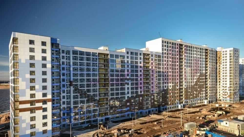 Стали известны регионы России, где строят больше всего жилья