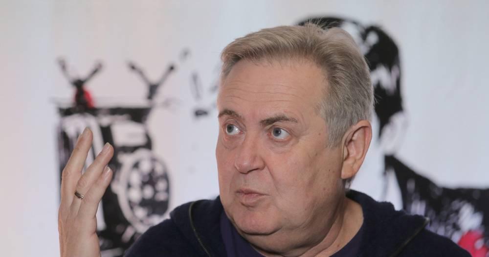 Актёр Юрий Стоянов госпитализирован