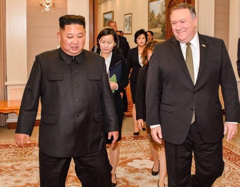 Пхеньян не спешит раскрывать Вашингтону свои ядерные объекты