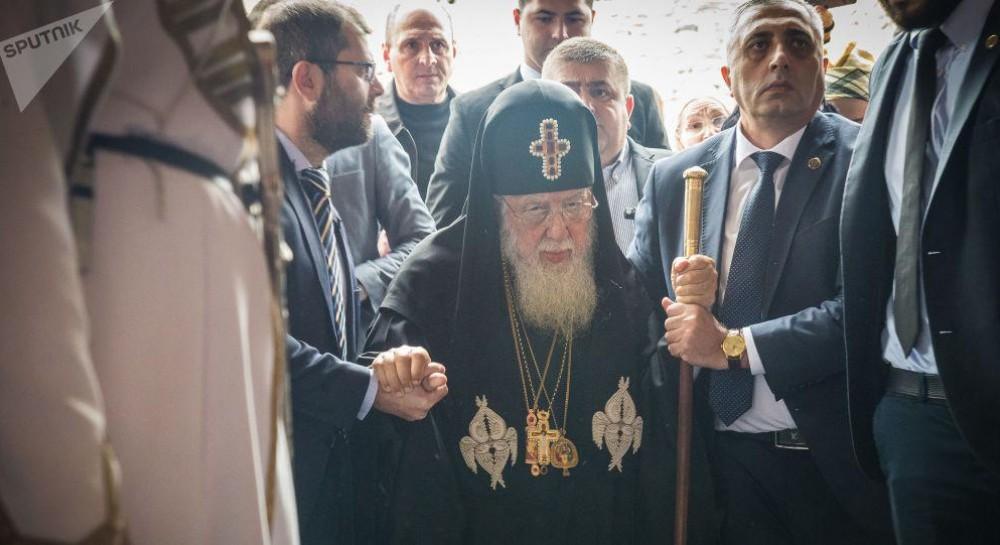 Грузинский Патриарх назвал исторический город Мцхета новым Иерусалимом
