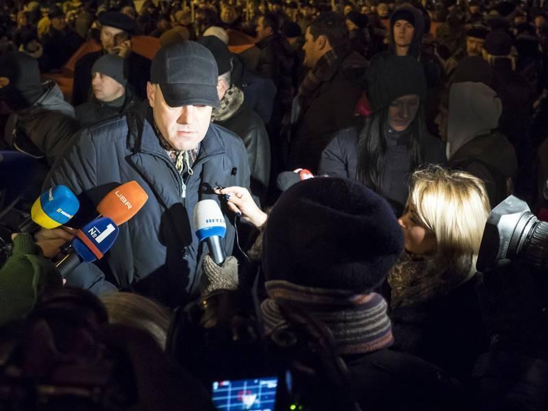 Националисты выдвинули кандидата на кресло президента Украины. Так кого же?