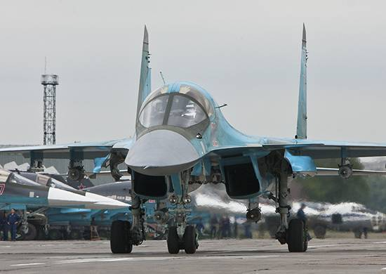 Су-34 превратят ещё и в разведчики. Должен ли тендер публиковаться в общем доступе?