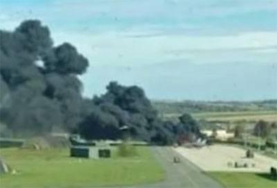 Механик случайно расстрелял F-16 ВВС Бельгии. Подробности инцидента
