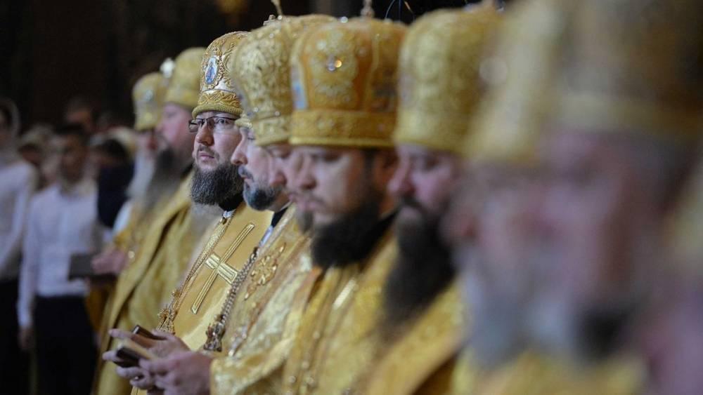 Белорусская православная церковь присоединилась к решению РПЦ о разрыве с Константинополем