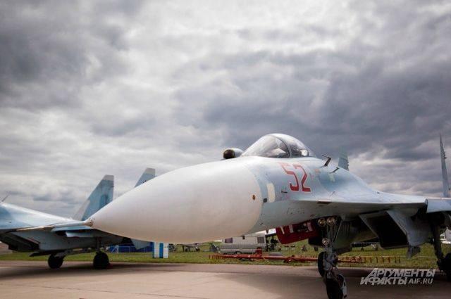 Пилоты из США и с Украины погибли при крушении Су-27 в Винницкой области