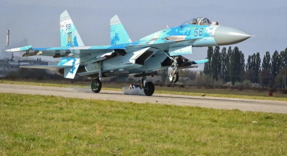 Катастрофа Су-27 под Винницей: полеты самолетов в рамках учений «Чистое небо-2018» продолжатся