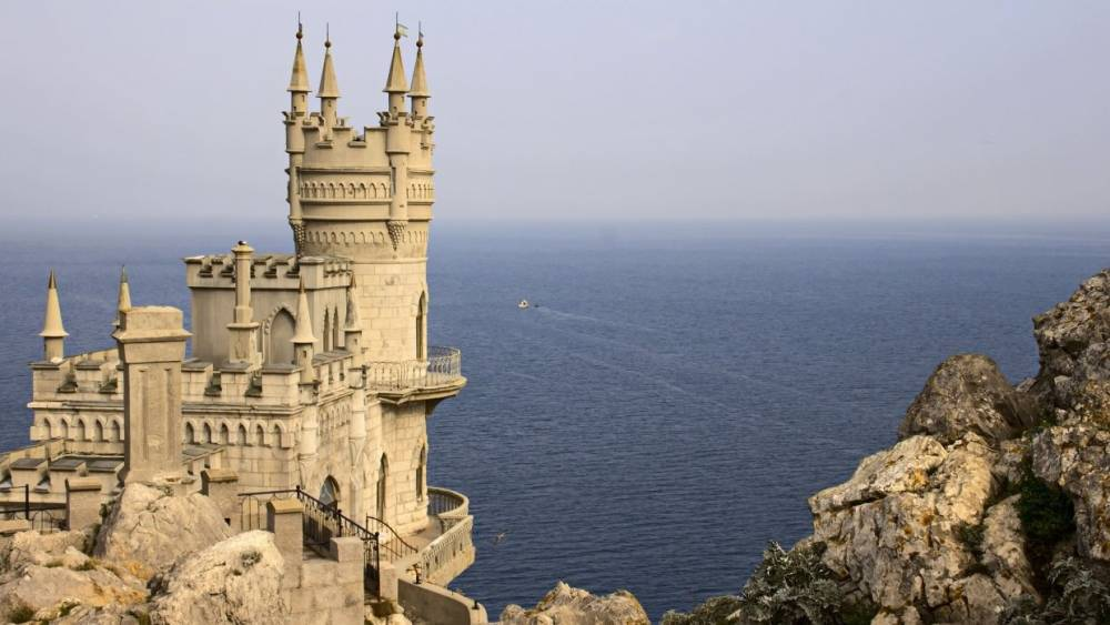 Крым установил рекорд по визиту иностранцев из различных стран