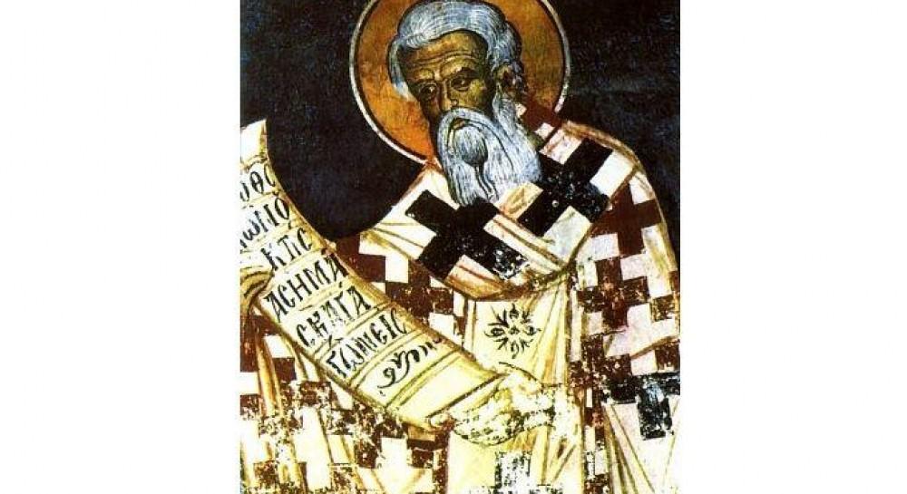 17 октября – день памяти преподобного Аммона Египетского