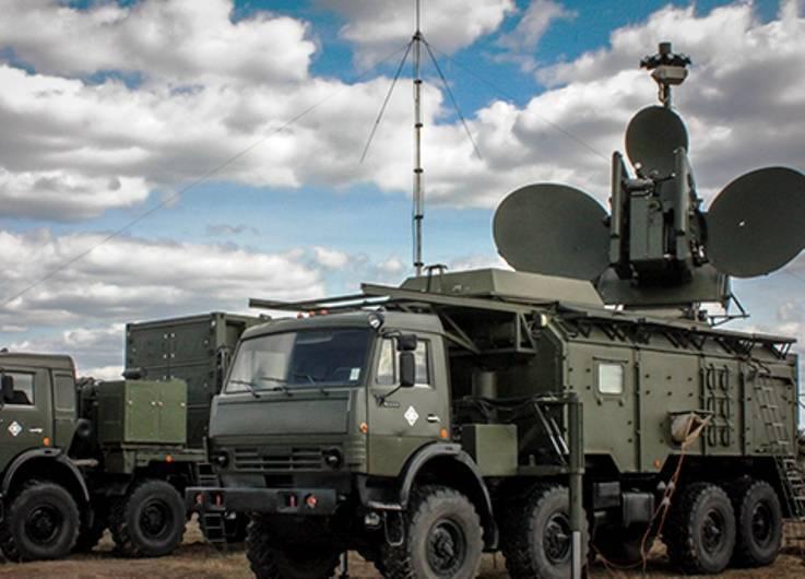 РФ создаёт в Сирии «всевысотное» радиолокационное поле