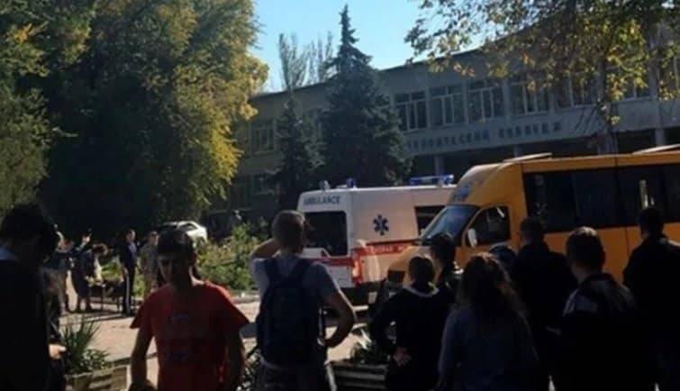 Взрыв в крымском колледже: 18 погибших, более 40 раненых