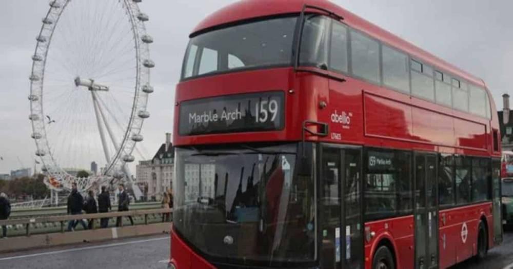 Автобусы Лондона будут модернизированы ради спасения жизней пешеходов