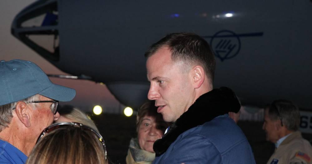"""""""Потрясён их реакцией"""". Астронавта Хейга удивили российские спасатели"""