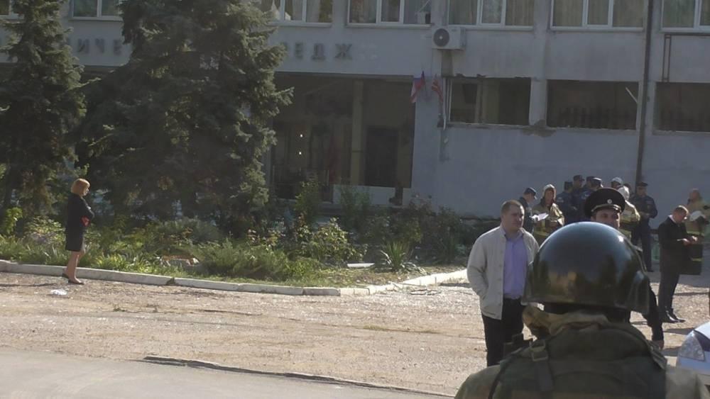 Названо число несовершеннолетних погибших при атаке «керченского стрелка»