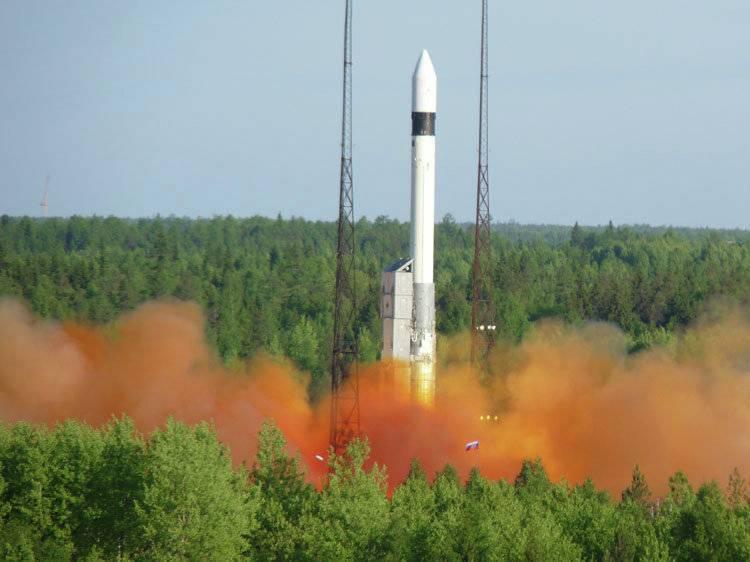 Россия может возобновить пуски ракет «Рокот»
