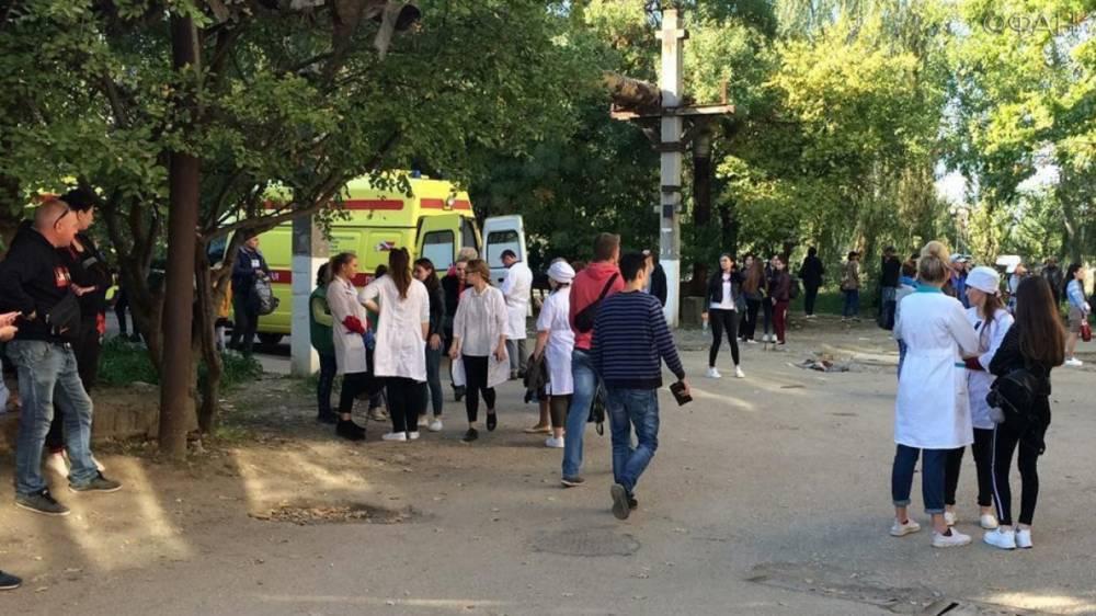 Крайне тяжелым остается состояние двух пострадавших в керченской трагедии