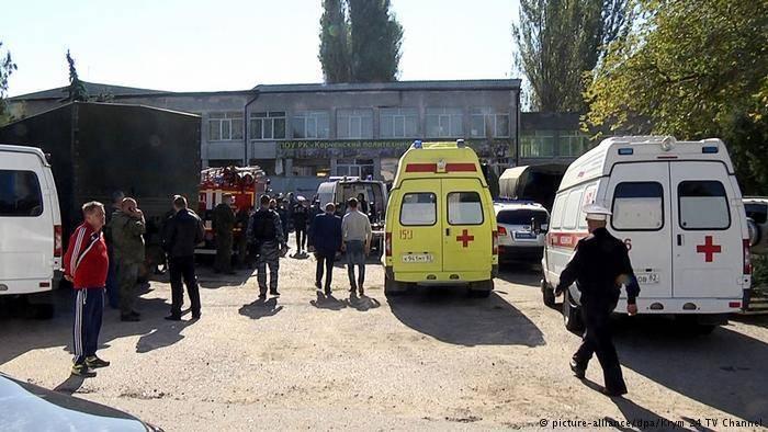 Бойня в керченском колледже: подробности трагедии