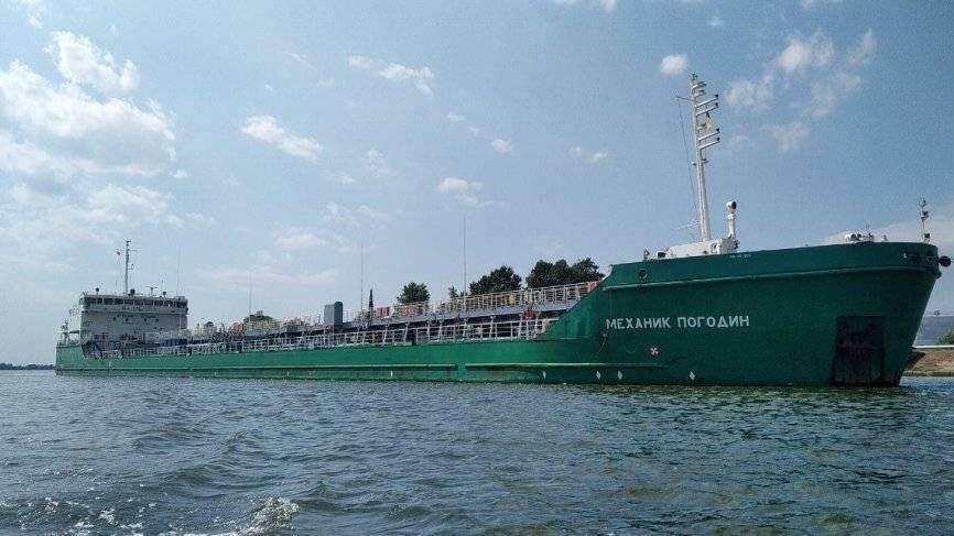 Капитан «Механика Погодина» обратился к Порошенко с открытым письмом