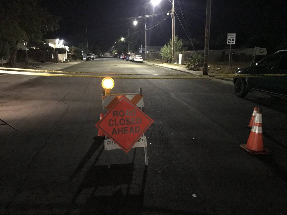 В Калифорнии пожар возле газопровода: 4 тыс. эвакуированных