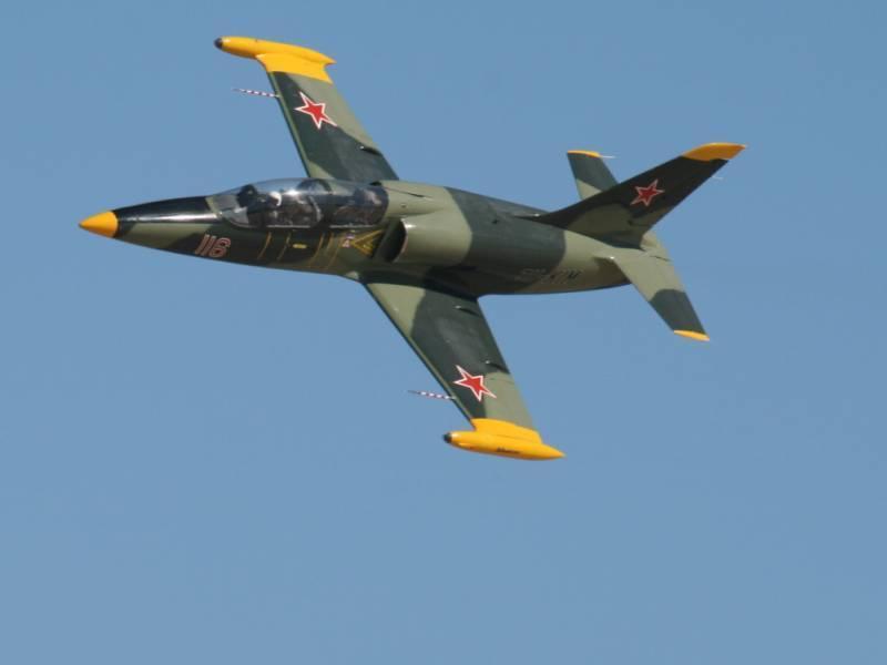 Катастрофа с Л-39 в Краснодарском крае