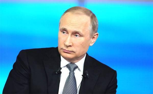 Президент РФ: Мы попадём в рай, а они просто сдохнут