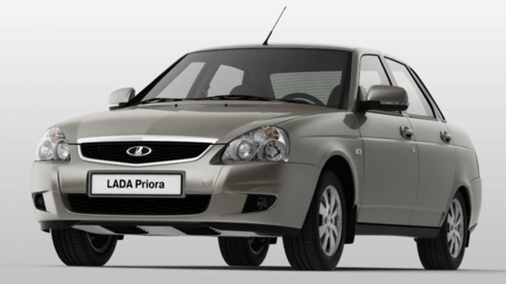 Priora названа самым популярным авто с пробегом в России