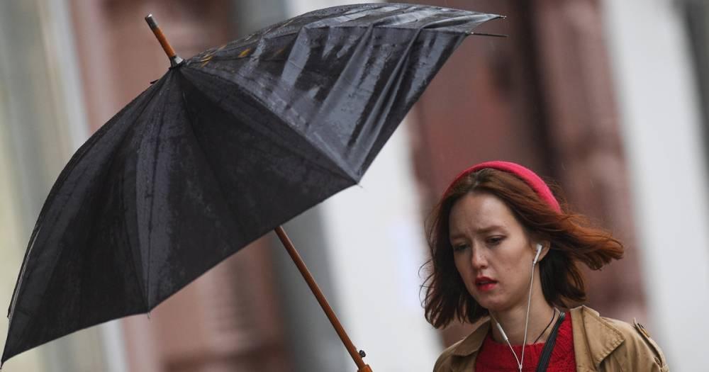 Облачно и небольшой дождь. Синоптики рассказали о погоде в Москве 19 октября
