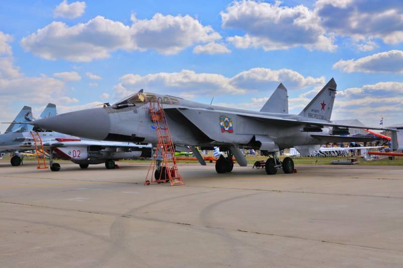Минобороны изучит наработки по проекту МиГ-41