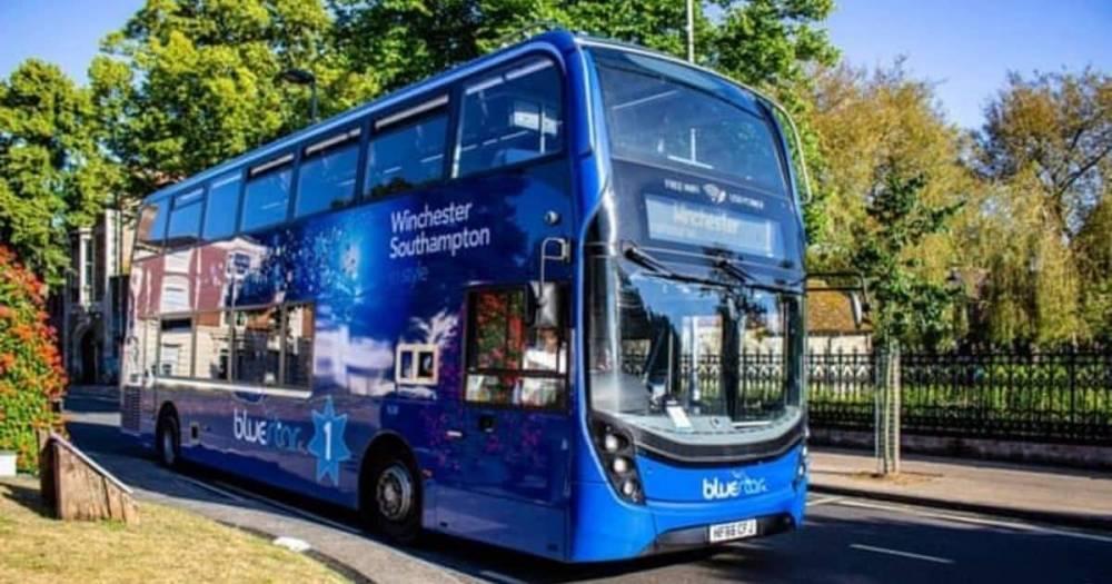 В Саутгемптоне появится первый в Британии автобус, фильтрующий воздух