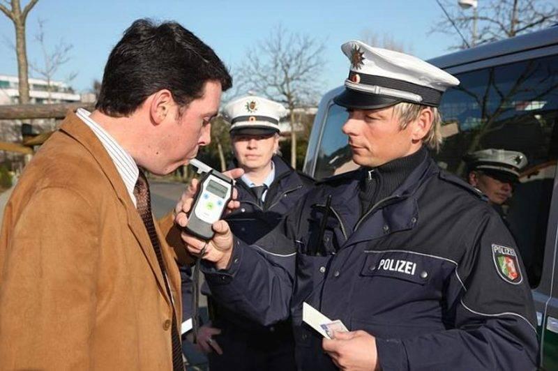 Права и обязанности водителей во время прохождения полицейского контроля