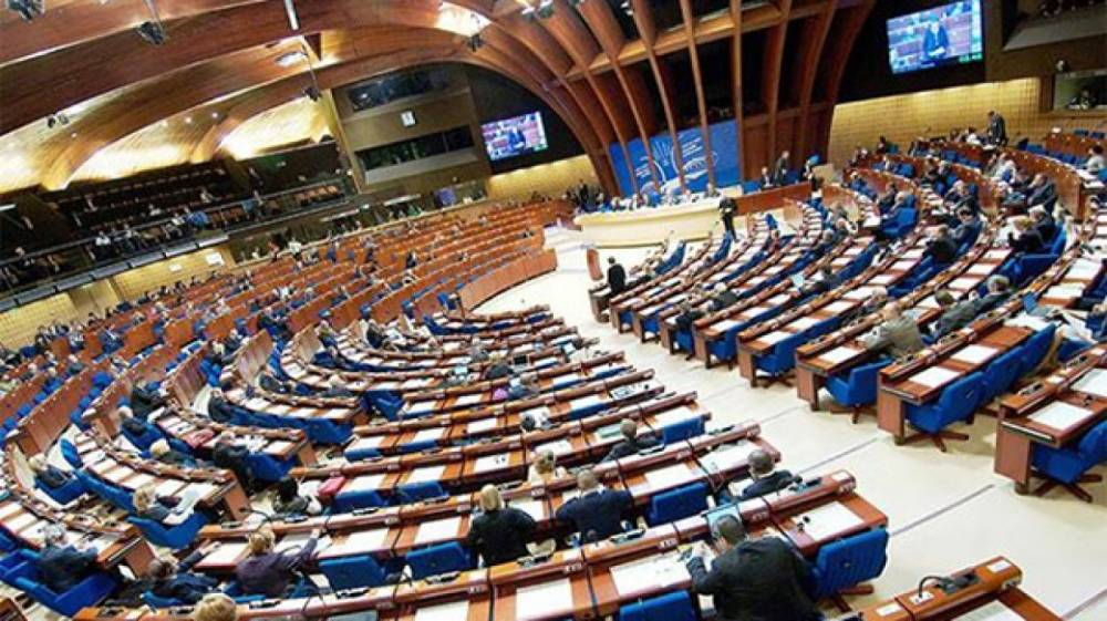 Украина в ПАСЕ оценила «четкое» послание России
