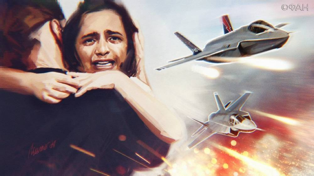 Сирия: очередные «сопутствующие потери» при бомбежке США в Дейр-эз-Зоре — больше 60 погибших