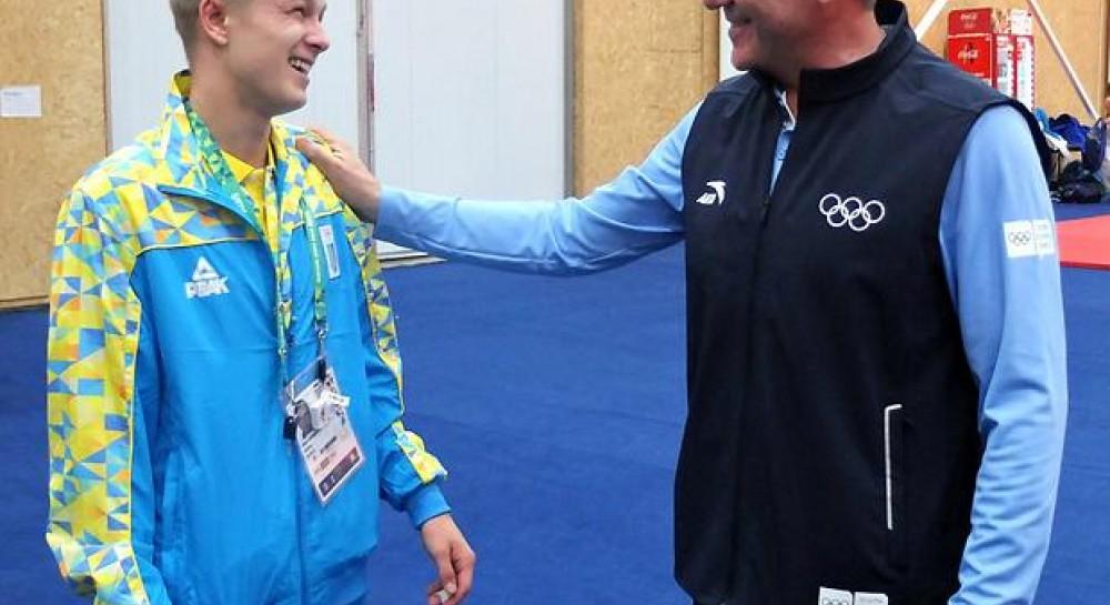 Бубка: достижения на Юношеских Олимпийских играх вселяют веру в будущие победы