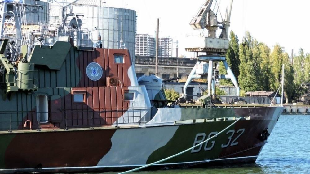 После ремонта Украина вернула в Азовское море «мощнейший» корабль