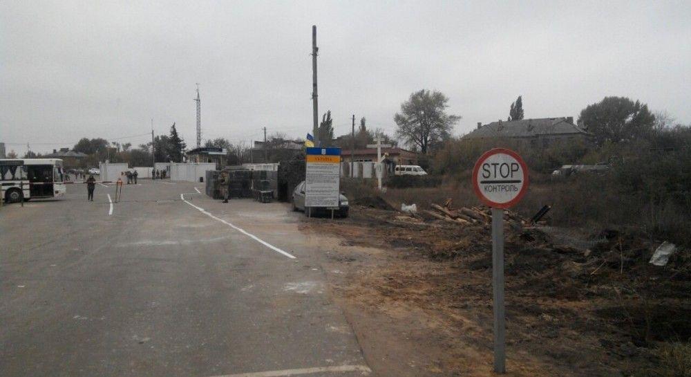 Сутки на Донбассе: боевики обстреляли КПВВ «Майорск» с мирными гражданами