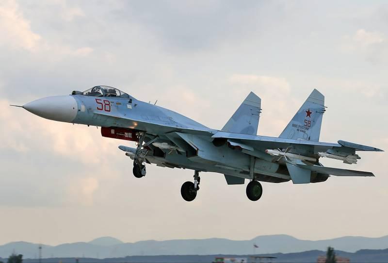 Американский эксперт оценил модернизированные Су-27