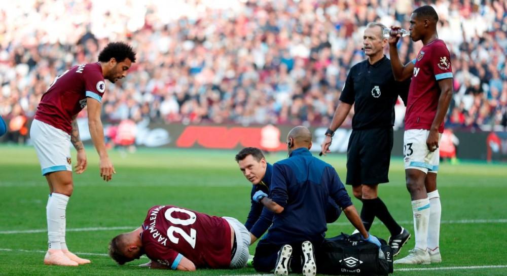 Травма Ярмоленко может оставить его на полгода без футбола