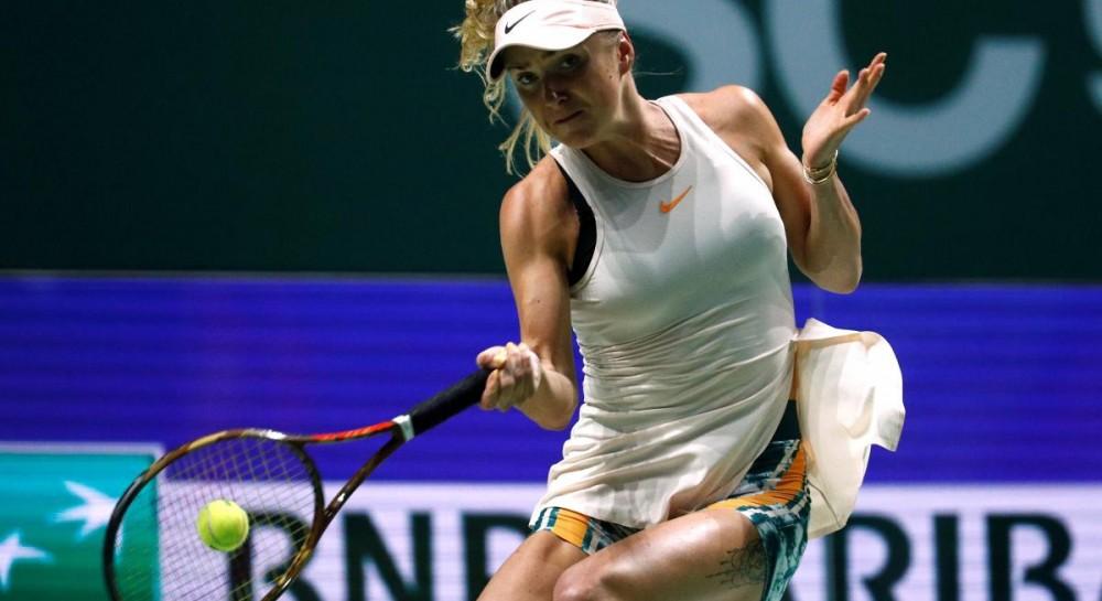 Свитолина стартовала с эффектной победы на Итоговом турнире WTA