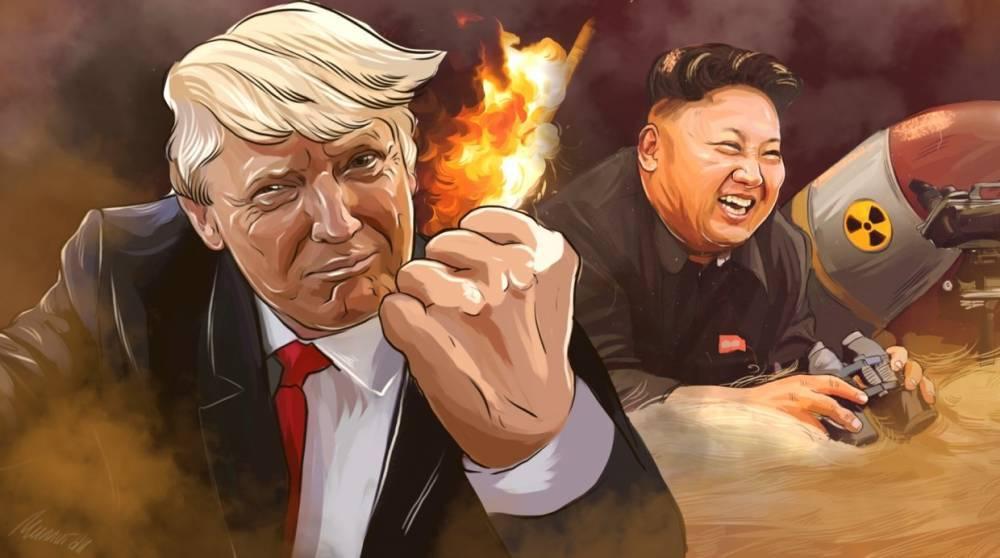 Трамп пообещал показать «любовные письма» от лидера КНДР