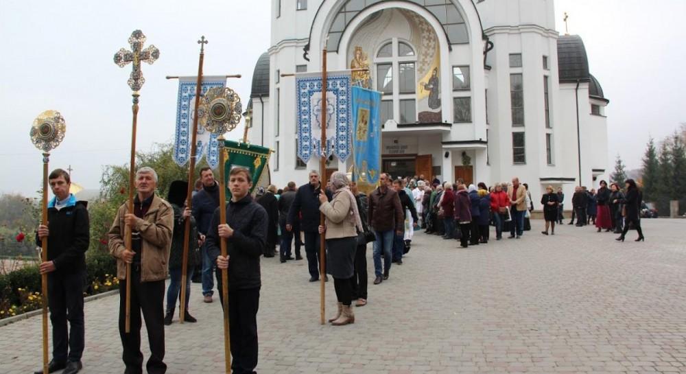 В Зарванице состоялось паломничество работников социальной сферы и Пенсионного фонда